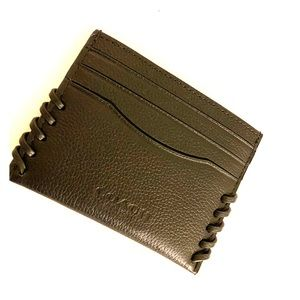Coach Card Case Wallet